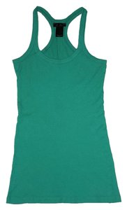 JC&CO Jeans Ribbed Top Seafoam Green