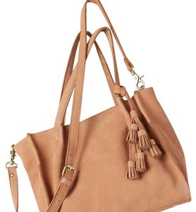 Anthropologie Tote in Nude