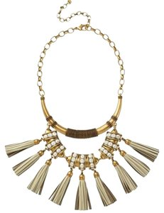 Stella & Dot Stella & Dot 2-in-1 Tribal Tassel Necklace