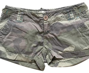 Fox Mini/Short Shorts Camo
