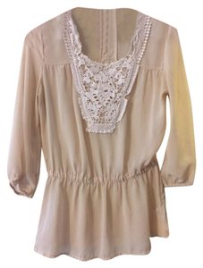 Banana Republic Top Ballerina Pink