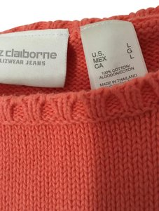 Liz Claiborne Pretty Ribbing Sweater