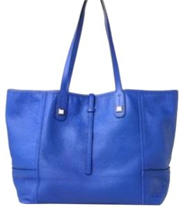 Stella & Dot Tote in Cobalt Blue