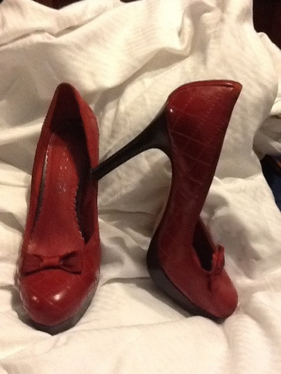 Other Red Pumps Image 1