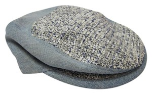 Dolce&Gabbana Dolce & Gabbana Denim and Tweed Hat