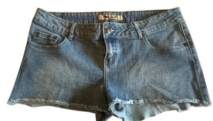 Wet Seal Juniors 13 Jean New Shorts blue