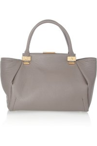 Lanvin Tote in Taupe/Grey