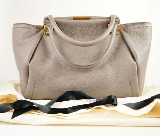 Lanvin Leather Weekend Crossbody Shoulder Bag Image 1