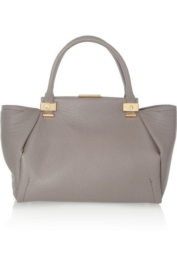Lanvin Leather Weekend Crossbody Shoulder Bag Image 3