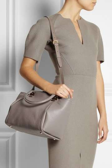 Lanvin Leather Weekend Crossbody Shoulder Bag Image 5