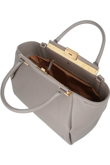 Lanvin Leather Weekend Crossbody Shoulder Bag Image 6