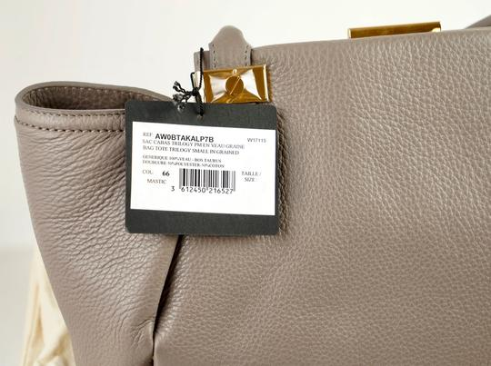Lanvin Leather Weekend Crossbody Shoulder Bag Image 7