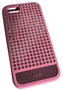 Lucien Element Lucien Element iPhone 5 / 5S Hearts Pink