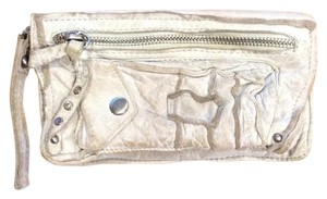 Free People Wristlet in Antique White