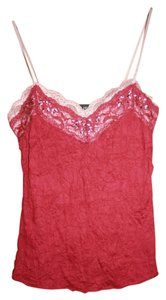 Wet Seal Sea Cami Like New Top Red & pink