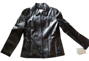 Nine West Leather Jacket