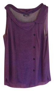 Vera Wang Top Purple