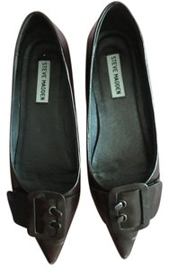 Steve Madden New 7m BROWN Flats