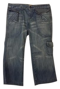 7 seven All Mankind Capri/Cropped Denim