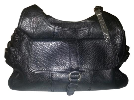 Preload https://item1.tradesy.com/images/cole-haan-black-pebbled-leather-satchel-1799175-0-0.jpg?width=440&height=440