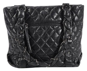 Chanel Puffy Distressed Ch.k0610.02 Braided Chain Tote