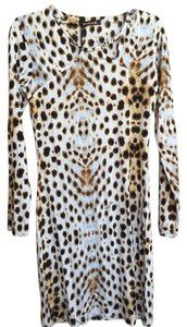 Roberto Cavalli Brand New Longsleeve Dress