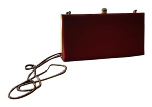 Preston & York Red Clutch