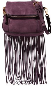 Rebecca Minkoff Mini Cross Body Fringe Shoulder Bag