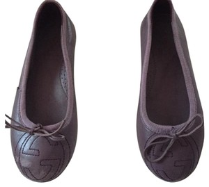 Kids Gucci Size 28 Purple Flats
