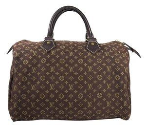 Louis Vuitton Lv Speedy 30 Lv Tote in brown idylle
