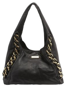 Michael Kors Leather Chain Hobo Bag