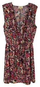 Collective Concepts short dress Purple, Black, White, Pink, Orange, Green on Tradesy