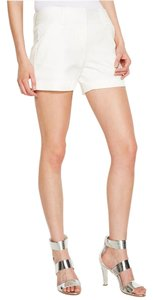 Vince Camuto Cuffed Shorts White