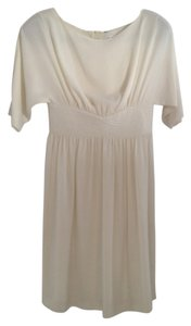 Trina Turk short dress Ivory Embroidered on Tradesy