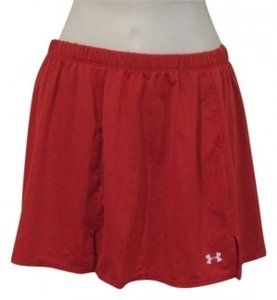 Under Armour Red Skirt