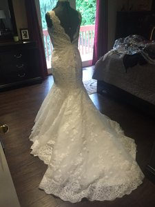 Mori Lee Mori Lee 2605 Wedding Dress