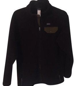 Patagonia Black, Dark Green Jacket