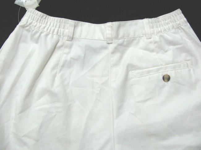 Cabin Creek New With Tags Size 12 L Off Creme Beige Straight Pants (off) White