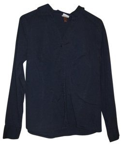 Sonoma Button Down Shirt Navy