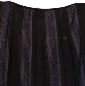 Chanel Collector's Skirt Blue multi