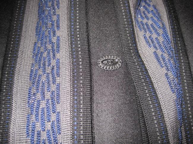 Chanel Collector's Skirt Blue multi Image 6