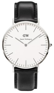 Daniel Wellington Daniel Wellington Male Sheffield Watch 0206DW Silver Analog