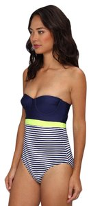 Splendid Splendid Malibu Stripe One Piece Swimsuit