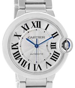 Cartier Cartier Ballon Bleu Steel Automatic Midsize Watch W6920046 Unworn