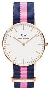 Daniel Wellington Daniel Wellington 0505DW Female Winchester Watch Rose Gold Analog