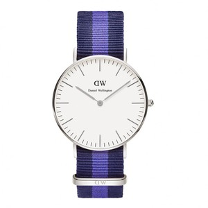 Daniel Wellington Daniel Wellington Female Swansea Watch 0603DW Silver Analog