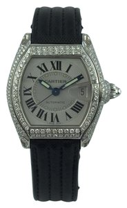 Cartier Cartier Roadster with Diamond Bezel