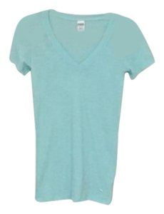 Victoria's Secret T Shirt Tiffany Blue
