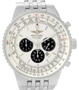 Breitling Breitling Navitimer Heritage Silver Dial Automatic Mens Watch A35340