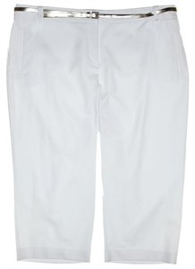 Charter Club Capri/Cropped Pants White